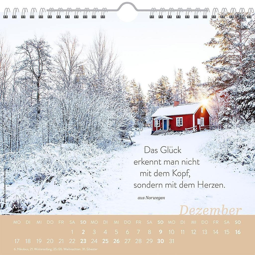 Die Schönsten Weisheiten Für Jeden Tag 2018 Kalender Bestellen