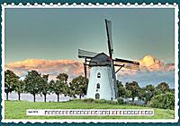 Die schönsten Windmühlen am Niederrhein (Tischkalender 2019 DIN A5 quer) - Produktdetailbild 4