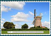 Die schönsten Windmühlen am Niederrhein (Tischkalender 2019 DIN A5 quer) - Produktdetailbild 3