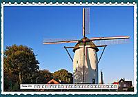 Die schönsten Windmühlen am Niederrhein (Tischkalender 2019 DIN A5 quer) - Produktdetailbild 10