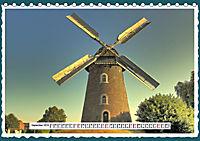 Die schönsten Windmühlen am Niederrhein (Tischkalender 2019 DIN A5 quer) - Produktdetailbild 9