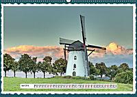 Die schönsten Windmühlen am Niederrhein (Wandkalender 2019 DIN A2 quer) - Produktdetailbild 4