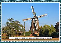 Die schönsten Windmühlen am Niederrhein (Wandkalender 2019 DIN A2 quer) - Produktdetailbild 1