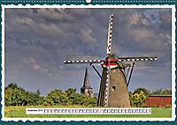 Die schönsten Windmühlen am Niederrhein (Wandkalender 2019 DIN A2 quer) - Produktdetailbild 11