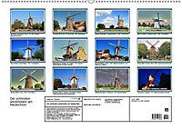 Die schönsten Windmühlen am Niederrhein (Wandkalender 2019 DIN A2 quer) - Produktdetailbild 13