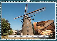 Die schönsten Windmühlen am Niederrhein (Wandkalender 2019 DIN A4 quer) - Produktdetailbild 2