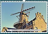 Die schönsten Windmühlen am Niederrhein (Wandkalender 2019 DIN A4 quer) - Produktdetailbild 6