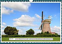 Die schönsten Windmühlen am Niederrhein (Wandkalender 2019 DIN A4 quer) - Produktdetailbild 3