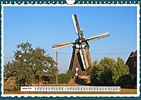Die schönsten Windmühlen am Niederrhein (Wandkalender 2019 DIN A4 quer) - Produktdetailbild 1