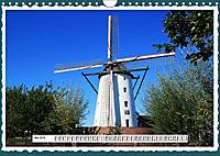 Die schönsten Windmühlen am Niederrhein (Wandkalender 2019 DIN A4 quer) - Produktdetailbild 5