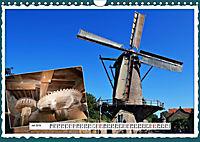Die schönsten Windmühlen am Niederrhein (Wandkalender 2019 DIN A4 quer) - Produktdetailbild 7