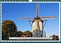 Die schönsten Windmühlen am Niederrhein (Wandkalender 2019 DIN A4 quer) - Produktdetailbild 10