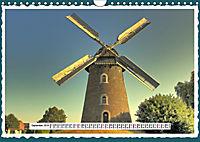 Die schönsten Windmühlen am Niederrhein (Wandkalender 2019 DIN A4 quer) - Produktdetailbild 9