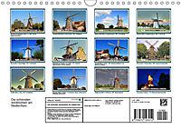 Die schönsten Windmühlen am Niederrhein (Wandkalender 2019 DIN A4 quer) - Produktdetailbild 13