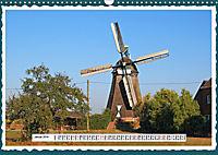 Die schönsten Windmühlen am Niederrhein (Wandkalender 2019 DIN A3 quer) - Produktdetailbild 1