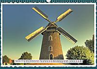 Die schönsten Windmühlen am Niederrhein (Wandkalender 2019 DIN A3 quer) - Produktdetailbild 9