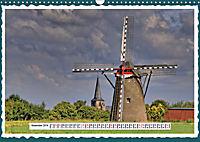 Die schönsten Windmühlen am Niederrhein (Wandkalender 2019 DIN A3 quer) - Produktdetailbild 11