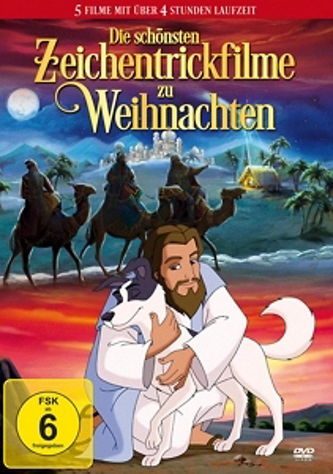 Die schönsten Zeichentrickfilme zu Weihnachten: Das Weihnachtswunder ...