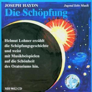 Die Schöpfung, Helmut Lohner, BP-Karajan