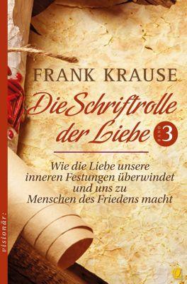 Die Schriftrolle der Liebe, Frank Krause