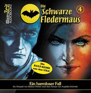 Die Schwarze Fledermaus - Ein harmloser Fall, 1 Audio-CD, G. W. Jones