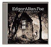 Die schwarze Katze, 1 Audio-CD, Edgar Allan Poe