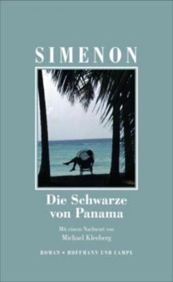 Die Schwarze von Panama, Georges Simenon