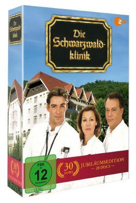 Die Schwarzwaldklinik Komplettbox, Klausjürgen Wussow