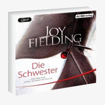 Die Schwester, 1 MP3-CD, Joy Fielding