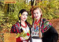Die Seele der Ukraine. Soul of Ukraine.CH-Version (Wandkalender 2019 DIN A3 quer) - Produktdetailbild 9