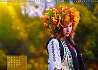 Die Seele der Ukraine. Soul of Ukraine.CH-Version (Wandkalender 2019 DIN A3 quer) - Produktdetailbild 3
