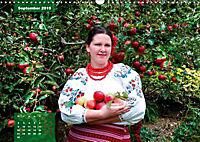 Die Seele der Ukraine. Soul of Ukraine.CH-Version (Wandkalender 2019 DIN A3 quer) - Produktdetailbild 7