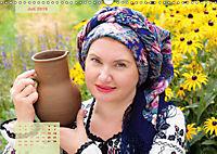 Die Seele der Ukraine. Soul of Ukraine.CH-Version (Wandkalender 2019 DIN A3 quer) - Produktdetailbild 8
