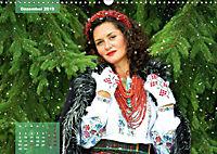 Die Seele der Ukraine. Soul of Ukraine.CH-Version (Wandkalender 2019 DIN A3 quer) - Produktdetailbild 12