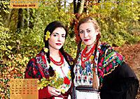 Die Seele der Ukraine. Soul of Ukraine.CH-Version (Wandkalender 2019 DIN A3 quer) - Produktdetailbild 11