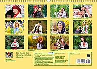 Die Seele der Ukraine. Soul of Ukraine.CH-Version (Wandkalender 2019 DIN A3 quer) - Produktdetailbild 13