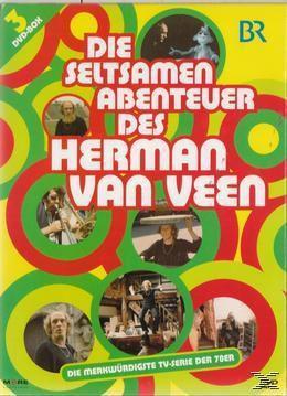 Die seltsamen Abenteuer des Herman van Veen, Herman van Veen