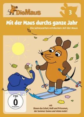 Die Sendung mit der Maus - DVD 3, Diverse Interpreten