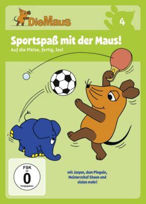 Die Sendung mit der Maus - DVD 4, Diverse Interpreten