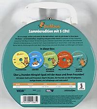 Die Sendung mit der Maus Sammelbox, 5 Audio-CDs - Produktdetailbild 1