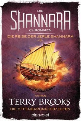 Die Shannara-Chroniken: Die Reise der Jerle Shannara - Die Offenbarung der Elfen - Terry Brooks pdf epub