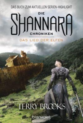 Die Shannara-Chroniken: Die Shannara-Chroniken 3 - Das Lied der Elfen, Terry Brooks
