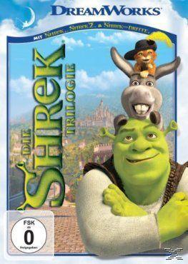 Die Shrek Trilogie