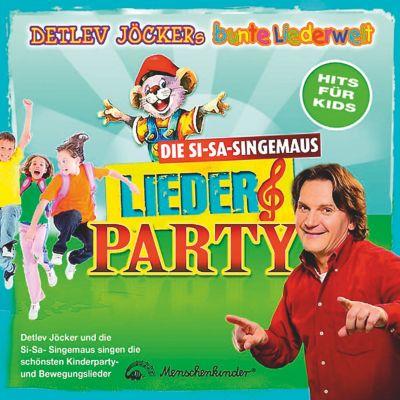 Die Si-Sa-Singemaus-Lieder-Party, Detlev Jöcker