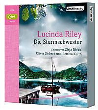 Die sieben Schwestern - Die Sturmschwester, MP3-CD - Produktdetailbild 1