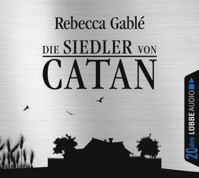 Die Siedler von Catan, 6 Audio-CDs, Rebecca Gablé