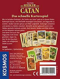 Die Siedler von Catan- Das schneller Kartenspiel, 2-4 Spieler, ab 8J - Produktdetailbild 1