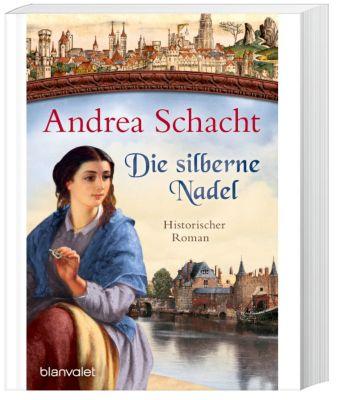 Die silberne Nadel, Andrea Schacht