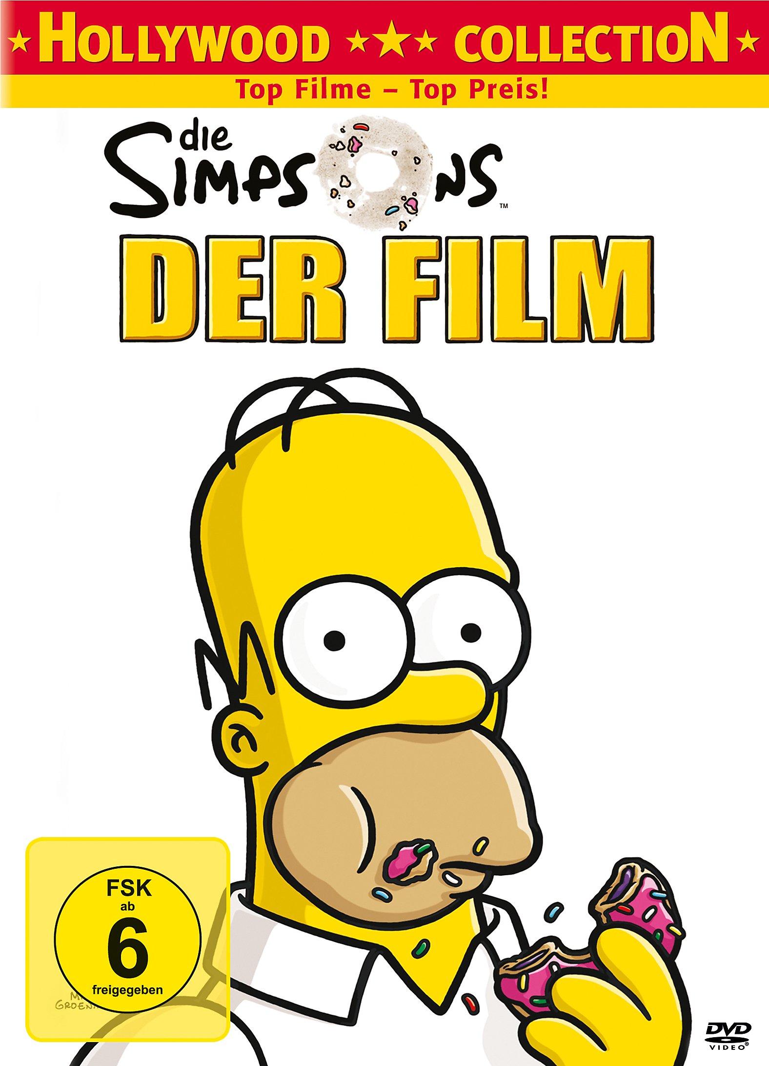 Die Simpsons - Der Film DVD bei Weltbild.ch bestellen