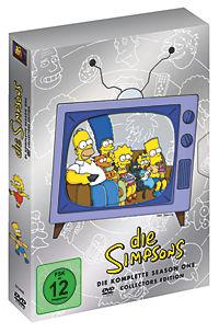Die Simpsons - Season 1 - Produktdetailbild 1